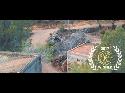 DRONE PARKOUR - 2017 New York City Drone Film Festival EXTREME SPORTS Category Winner