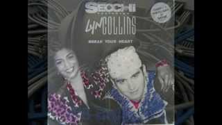 Stefano Secchi Featuring Lyn Collins ‎– Break Your Heart (So And So Mix) 1992