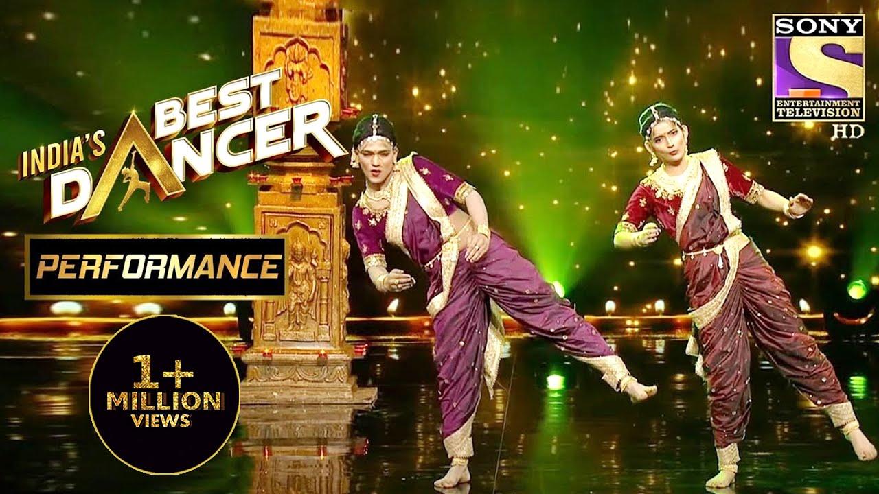 Download Malaika को आया मज़ा Tiger और Vartika का Dance Performance देख कर | India's Best Dancer