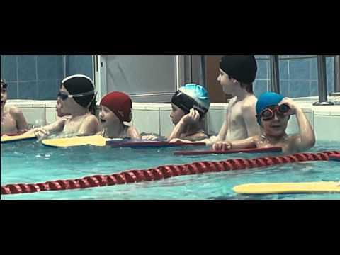 Young Swimmer || Открытый урок Ярика по плаванию || 2016