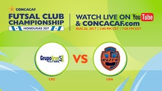 Final - Grupo Line Futsal vs Elite Futsal   CFCC2017
