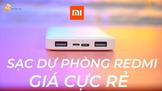 Sạc Dự Phòng Xiaomi Redmi 10.000mAh Giá Chỉ Hơn 250K - Quá Rẻ!