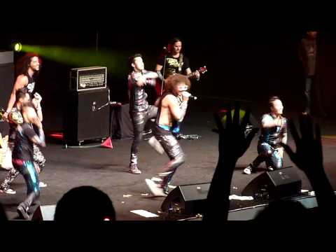 [HD] LMFAO - Party Rock Anthem (Live in Jakarta 2011)