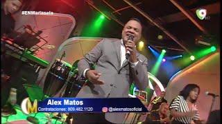 Alex Matos - Como lo hizo (Presentación Musical en vivo) Esta Noche Mariasela