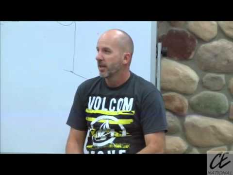 Kurt Johnston speaking at the CE National Leadership Summit for Youth Workers Part 4