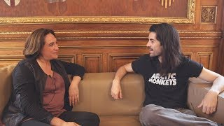 Entrevista a Ada Colau