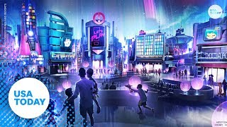 Epcot is getting an even more futuristic makeover