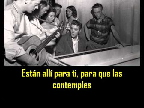 ELVIS PRESLEY -  I asked the Lord ( con subtitulos en español ) mp3