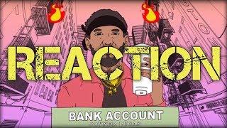 Joyner Lucas - Bank Account (Remix)-REACTION
