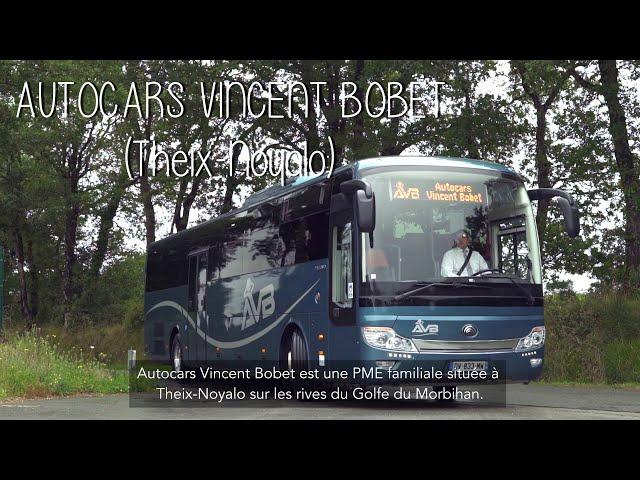 Autocars Vincent Bobet - Ma démarche Green Morbihan