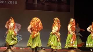 Kurukshetra University Ratnawali Fest 2016_ Group Dance Female