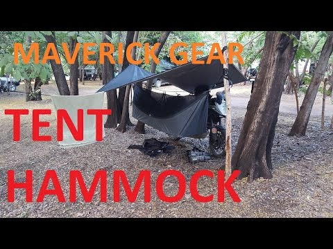 MaverickGear Hammock Tent Review