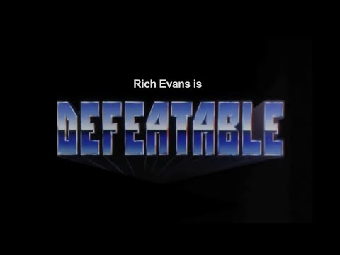 Rich Evans is Defeatable