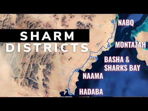 ⚠️ SHARM Areas