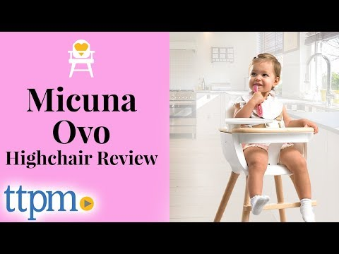 Micuna Ovo Max Plus One High Chair from Micuna