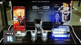 Samsung Galaxy S6 Iron Man Edition - WIS2015