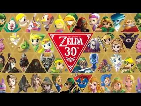The legend of zelda th anniversary amiibo youtube