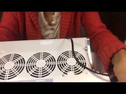 3 Fans Nail Dust Collector Review