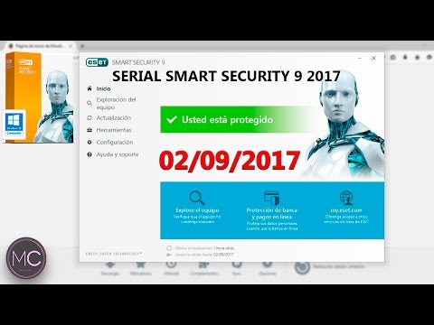 Serial para eset smart security 9 2017