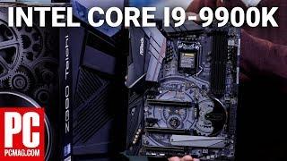 Intel Core i9-9900K and Asus ROG Strix GL12CX