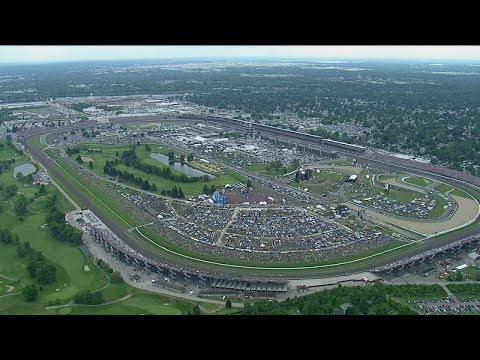 101st Indianapolis 500 presented by PennGrade Motor Oil Highlights