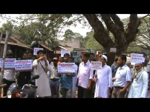 Assam to delhi : March Against...