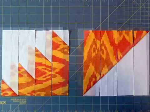 Delectable Mountain Quilt Block Layout - YouTube : delectable mountain quilt - Adamdwight.com