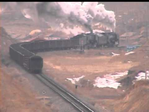 China - QJs in the Landscape - JiTong Railway 2003 (Part 7)