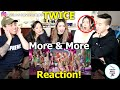 TWICE MORE  MORE M/V | Reaction Video - Asians Down Under