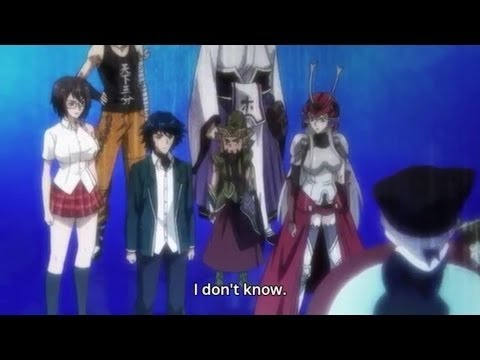 Soul Buster episode 7-8-9-10-11-12 batch English subbed