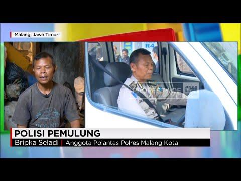 Polisi Jadi Pemulung: Tolak Uang Haram untuk Nafkah Keluarga