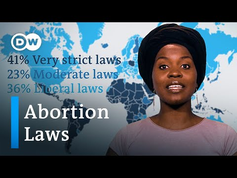 Abortion: The legal and social barriers for women worldwide   DW Stories
