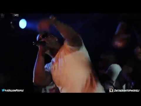 """Chedda Da Connect -Soulja Boy -Boston GeorgePerforming """"Flicka Da Wrist"""""""