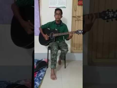 Bojhena se bojhena-Arijit singh(acoustic guitar cover) - YouTube