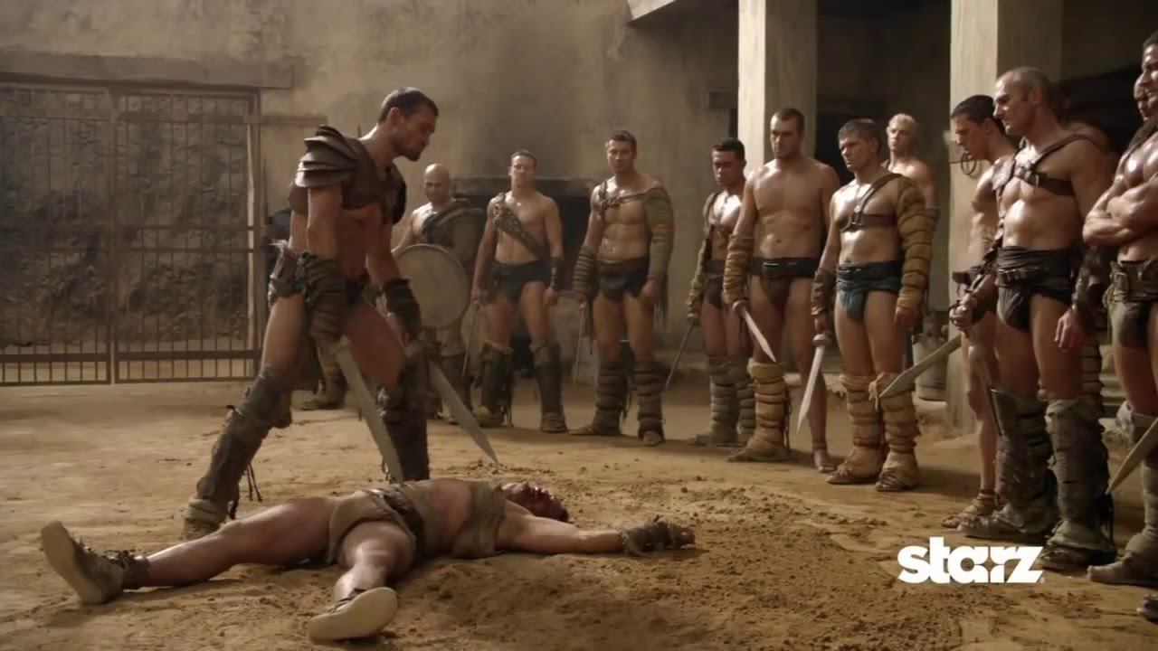 Download Spartacus: Blood and Sand | Episode 8 Clip: A Lesson For The Champion of Capua | STARZ
