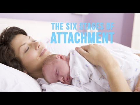 The Six Stages of Attachment Parenting