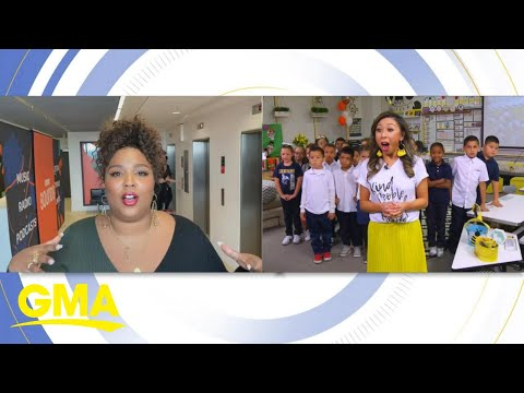 Katie Sommers - Their 'Truth Hurts' Rendition Went Viral, Lizzo's Message For Classroom