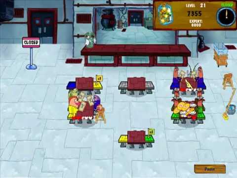 Free Download Spongebob Diner Dash 2 Full Version - Ronan Elektron