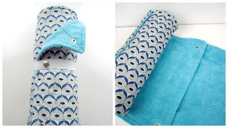 {Step-by-Step Sewing} Reusable (Un-Paper) Fabric Towels