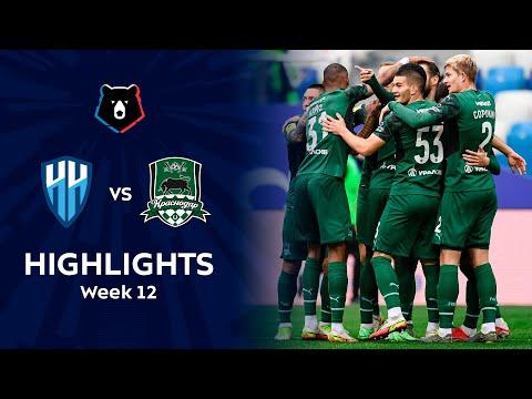 Volga Nizhniy Novgorod Krasnodar FK Goals And Highlights