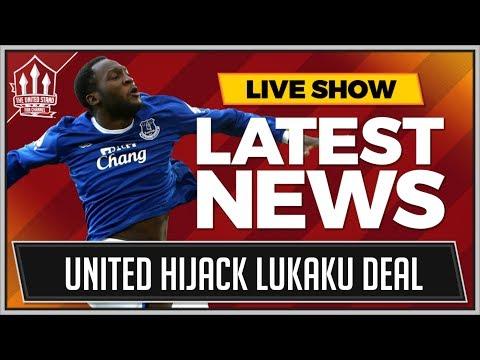 LUKAKU To MAN UTD With MORATA! MAN UTD Transfer News