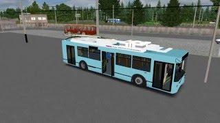 OMSI2 - Карта Troll/ТРОЛЗА 5275.03 ОПТИМА/МАРШРУТ №2(Решил попробовать себя водителем автобуса/троллейбуса (который как автобус) в симуляторе под названием..., 2016-05-03T12:00:02.000Z)