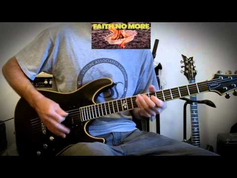 Faith No More ~ Surprise! You're Dead! guitar cover.mp4