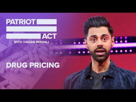Drug Pricing | Patriot Act with Hasan Minhaj | Netflix