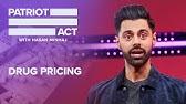Drug PricingPatriot Act with Hasan MinhajNetflix
