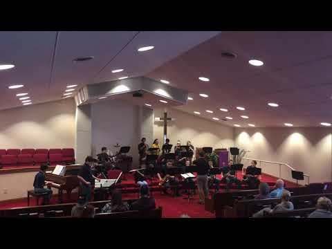 Finland Middle School - at  'Jazz at Crossroads'   4/6/19