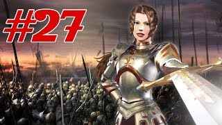 Wars and Warriors Joan of Arc Walkthrough - Mission 7 - Impasse - Part 1