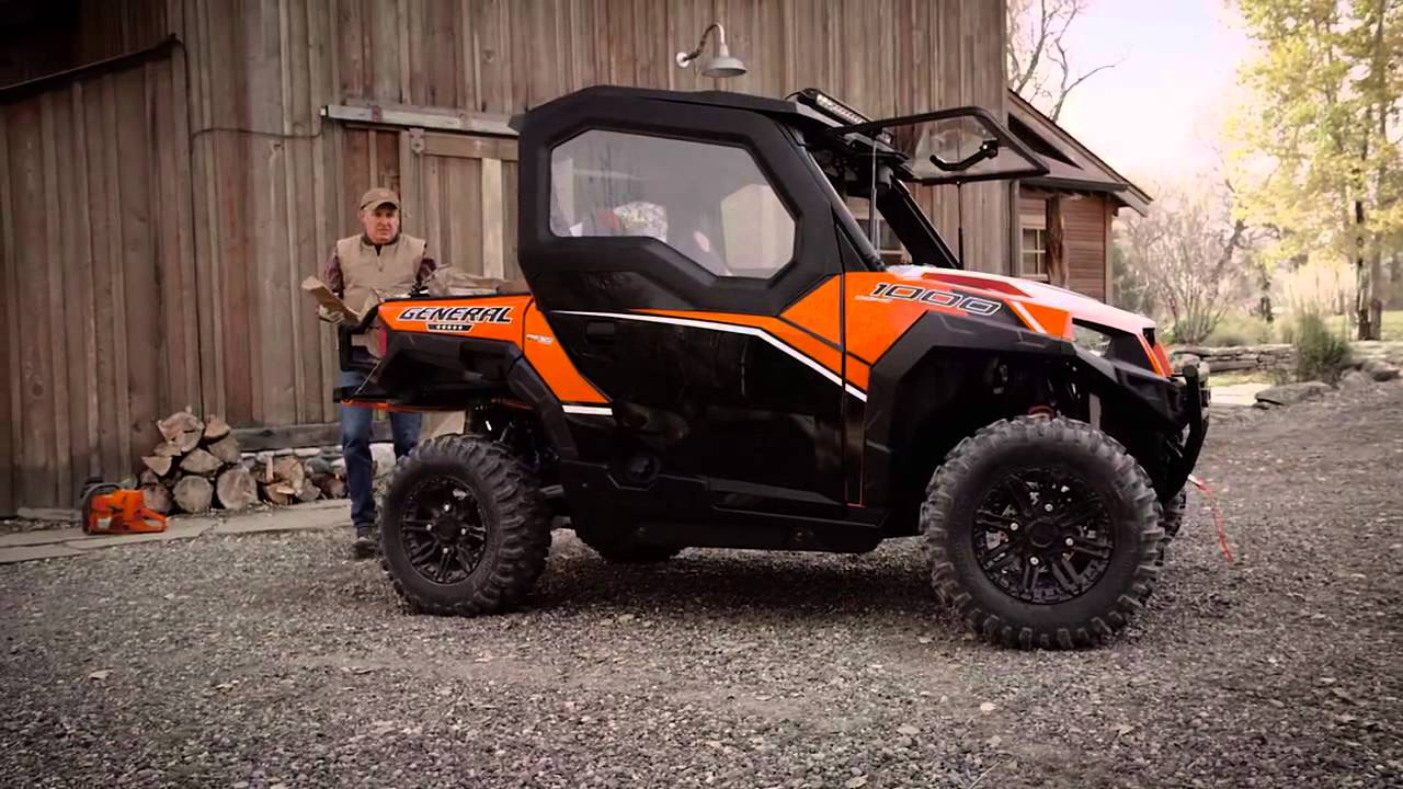 New 2016 Polaris General 1000 Eps For In Carbondale Il Near St Louis Mo