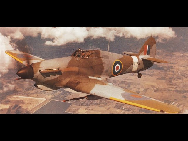 The First Tank Buster - Hurricane