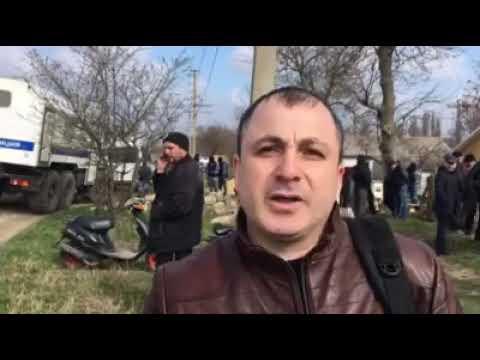 БЕЛОГОРСК. ОБЫСК У МУСТАФЫ АБДУЛЛАЕВА (27.03.2019)